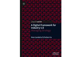 Portada libro A Digital Framework for Industry 4.0