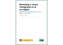 Portada libro Marketing y ventas inteligentes en la era digital